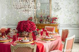 Dining Room Table Decorating Ideas by 12 Valentine U0027s Day Table Decorations Romantic Tablescape Ideas
