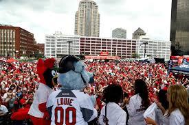 st louis cardinals opening day 2015 photos at ballpark