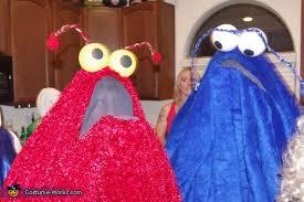 Yip Yip Halloween Costume Handmade Sesame Street Yip Yips Costume Photo 2 4