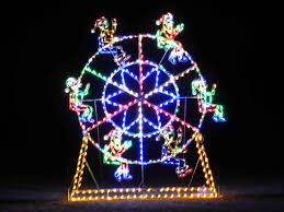 animated outdoor christmas decorations christmas decorations ne wall