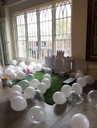 inflated balloons delivered air inflated balloons on a floor birthday party balloon ideas
