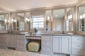 Bathroom With Two Separate Vanities by North Jersey Nari Inc 2017 Njnari Coty Award Winners