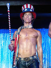 Matthew Mcconaughey Meme - how magic mike could save obama reel change