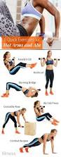 6 quick exercises for arms and abs fitness magazine