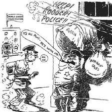 Iron Curtain Political Cartoons Salami Tactics