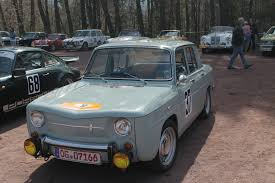Renault 8 U2013 The Successor To The Renault Dauphine