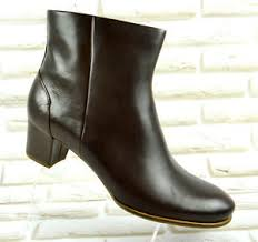 womens boots uk size 8 ecco pailin ankle womens boots casual 100 leather shoes size