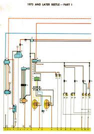wiring diagram for 1971 vw beetle u2013 the wiring diagram