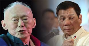 Lee Kuan Yew Meme - comparing duterte to lee kuan yew is laughably inappropriate
