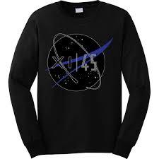 space jam sweater space jam nasa sleeve to match space jam 11s cap