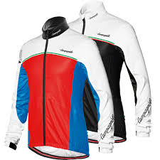 Wiggle Campagnolo Flow Windproof Jacket Cycling Windproof Jackets