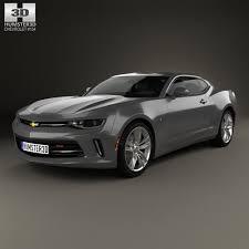 chevrolet camaro rs chevrolet camaro rs coupe 2016 3d model cgtrader