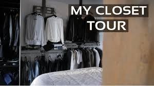Clothes Closet My Closet Tour Favourite Clothes Sneaker Collection U0026 Faq