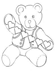 97 coloring pages teddy bears images drawing