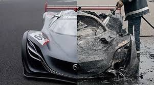 top gear la comment top gear a cramé le prototype de la mazda furai rigolade