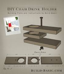 best 25 drink holder ideas on pinterest outdoor drink holder