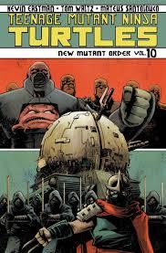 teenage mutant ninja turtles vol 10 mutant order u2013 idw