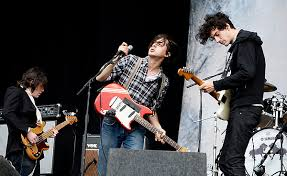 fender mustang players ashdown artists reading leeds festival 2008 dolphin