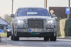 2018 rolls royce phantom wears camo like a venetian mask