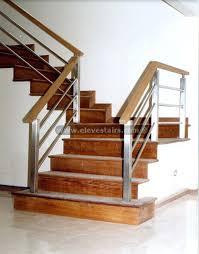 Wood Handrail Kits Metal Stair Handrails U2013 Brandonemrich Com