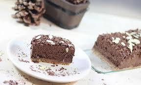 cuisine pour diabetique gâteau à la mousse au chocolat sans sucre ajouté