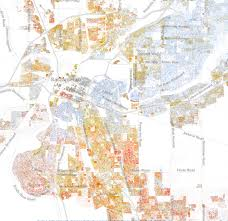 Sacramento State University Map by Here U0027s A Map Of Every Minneapolis St Paul Resident