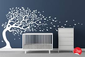 Tree Nursery Wall Decal Tree Wall Decals Roundup Project Nursery