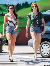 florence welch rocks short shorts huffpost