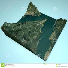 Map Of Lake Como Italy by Bellagio Satellite View Map Lake Como Lecco Italy Stock