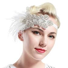 gatsby headband babeyond 1920s flapper headpiece roaring 20s great