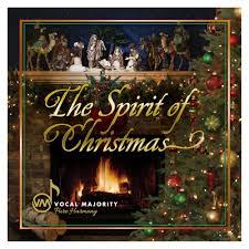 christmas cd the spirit of christmas vocal majority harmony