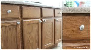 Oak Cabinet Doors Batchelors Way Bathroom Spray Painting Cabinet Doors With
