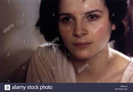 the incredible lightness of being juliette binoche the unbearable lightness of being 1988 stock photo