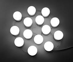 plug in vanity light strip hollywood diy vanity lights strip kit for lighted makeup dressing