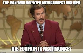 Who Invented Memes - ron burgundy anchorman 2 memes imgflip