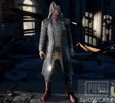 pubg 3d models playerunknown s trenchcoat pubg showcase