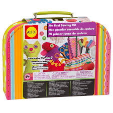 alex toys craft my first sewing kit alexbrands com
