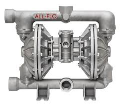 all flo double diaphragm pump a100 naa ggpn b30 1