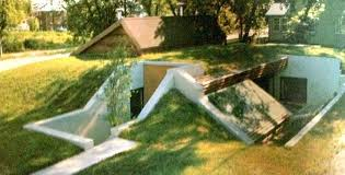 earth sheltered home plans subterranean home plans underground homes underground home floor