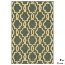 Area Rugs With Rubber Backing Fancy Moroccan Trellis Non Slip Area Rug Rubber Backed 5 X 6 7