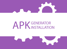 apk only installation of the apk generator only siberian cms app maker