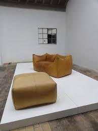 sofa hocker mario bellini bambole sofa and hocker b b italia 1972 at 1stdibs