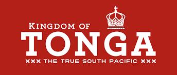 Tonga Map The Kingdom Of Tonga