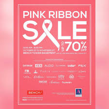 ribbon for sale bench s pink ribbon sale the bench tower october november 2015