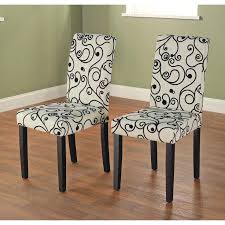 White Dining Room Chair Covers Black Dining Chair Slipcovers Aboutyou Space