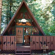 small vacation cabins coal creek a frame white pass lodging white pass lodging