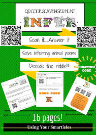 your smarticles qr codes