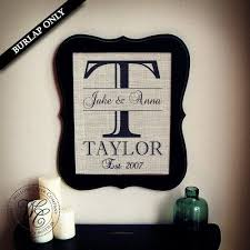 Personalized Wall Decor Stunning Design Personalized Wall Hangings Enjoyable 17 Best Ideas