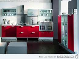 Red Kitchen Pics - black and red kitchen designs stunning red kitchen ideas red