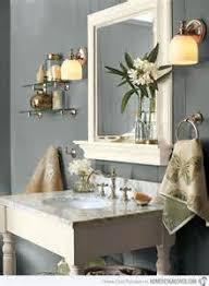 Benjamin Moore Gray Bathroom - grey bathroom decor tsc